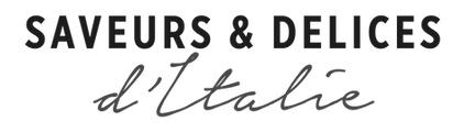 """logo du partenaire traiteur """"saveur & délices d'Italie"""""""